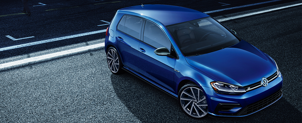 2019 Volkswagen Golf R Main Img