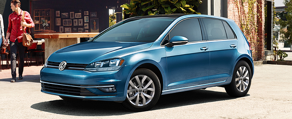 2019 Volkswagen Golf Main Img