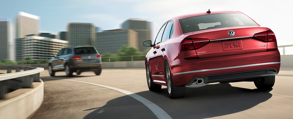 2019 Volkswagen Passat Safety Main Img