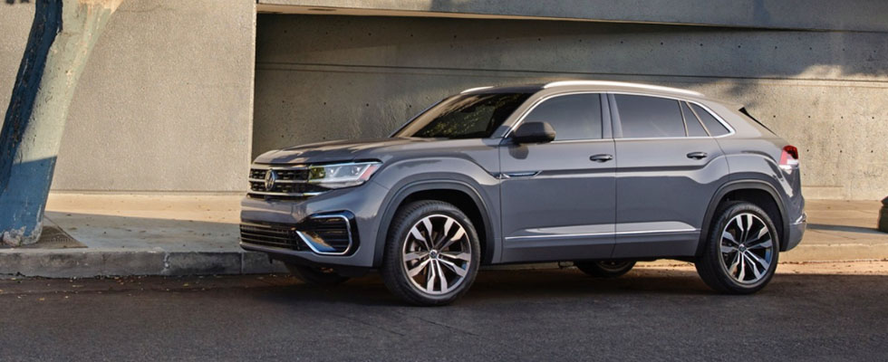 2020 Volkswagen Atlas Cross Sport Safety Main Img
