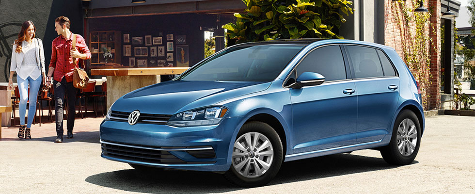 2020 Volkswagen Golf Appearance Main Img