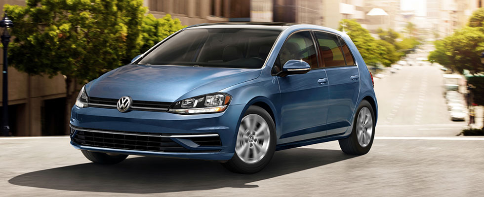 2020 Volkswagen Golf Main Img