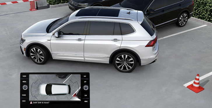 2020 Volkswagen Tiguan safety