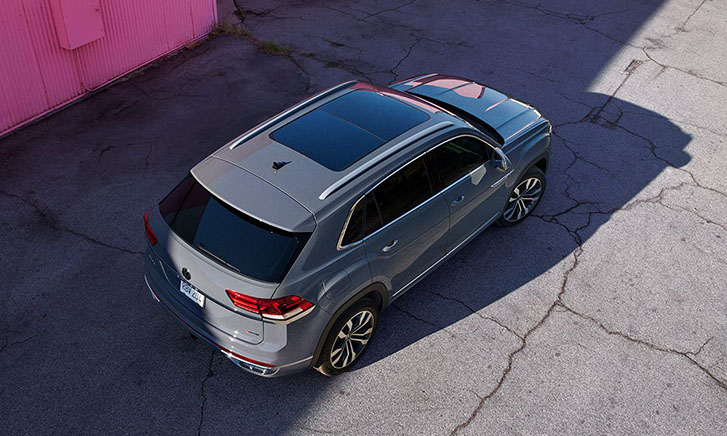 2021 Volkswagen Atlas Cross Sport appearance