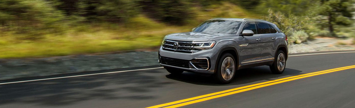 2021 Volkswagen Atlas Cross Sport Main Img