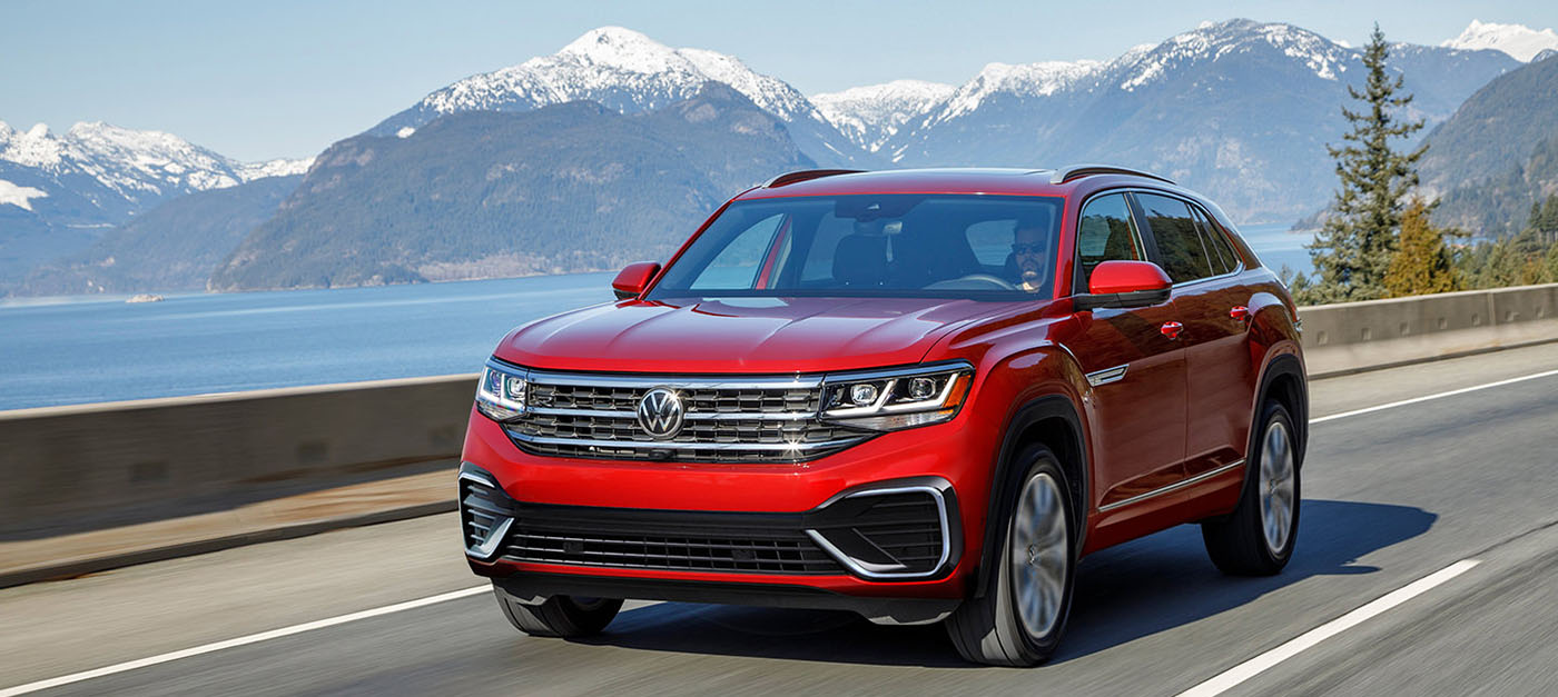 2021 Volkswagen Atlas Cross Sport Safety Main Img
