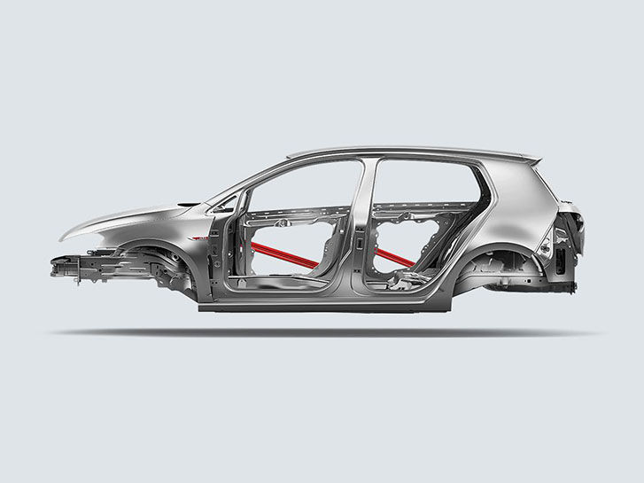 2021 Volkswagen Golf GTI safety