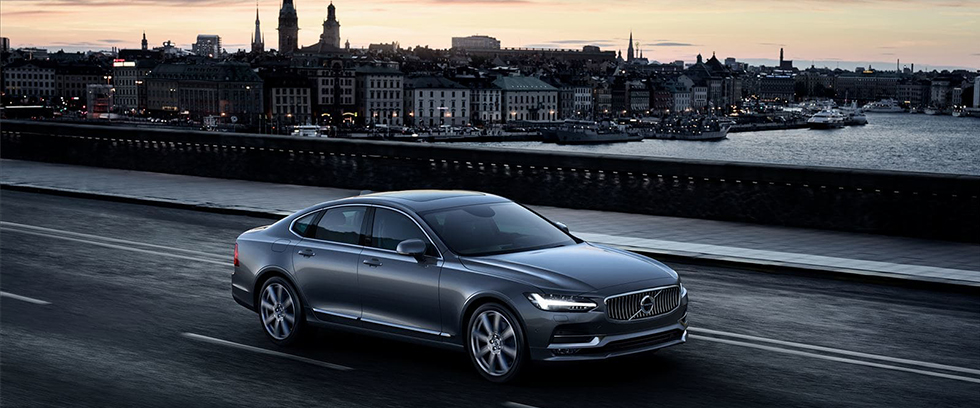 2018 Volvo S90 Appearance Main Img