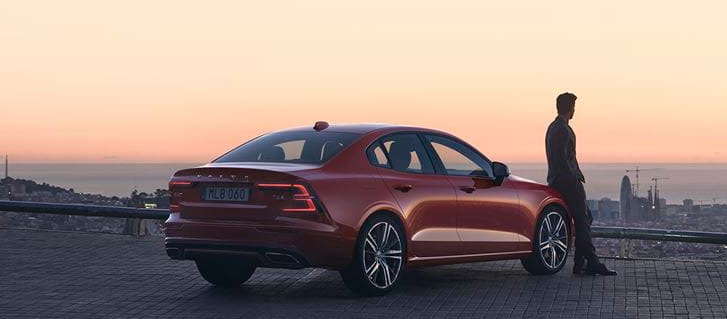 2019 Volvo S60 performance