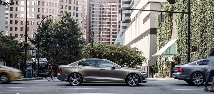 2019 Volvo S60 safety