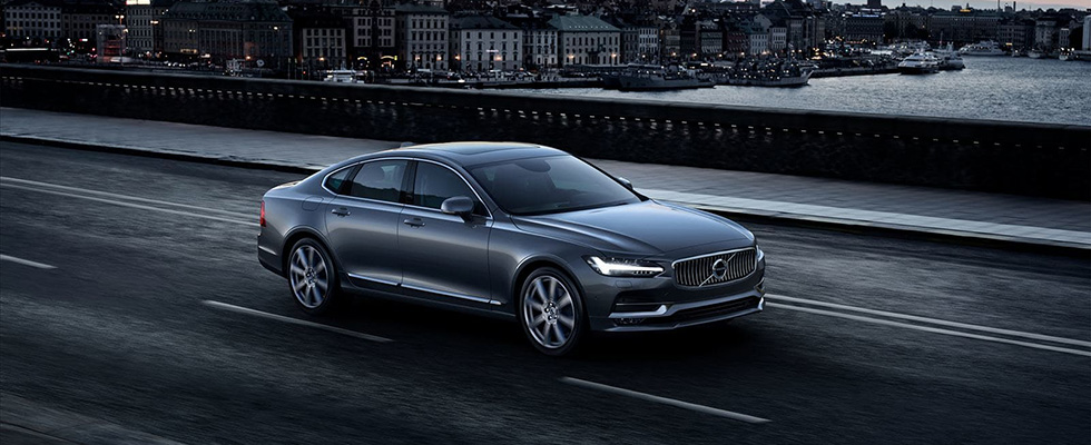 2019 Volvo S90 Safety Main Img
