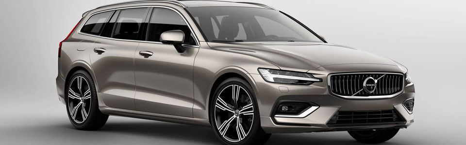 2019 Volvo V60 Safety Main Img