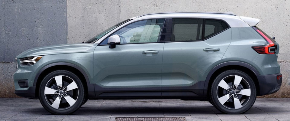 2019 Volvo XC40 Appearance Main Img