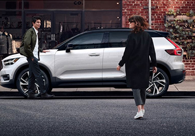 2019 Volvo XC40 appearance