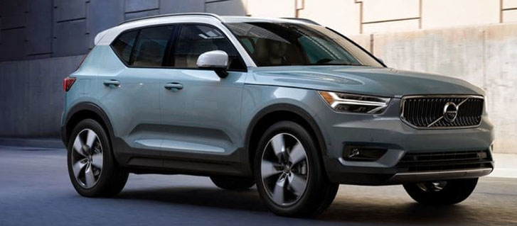 2019 Volvo XC40 performance