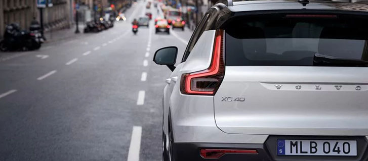 2019 Volvo XC40 safety