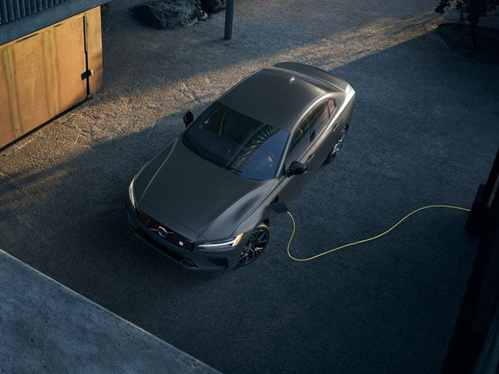 2020 Volvo S60 performance