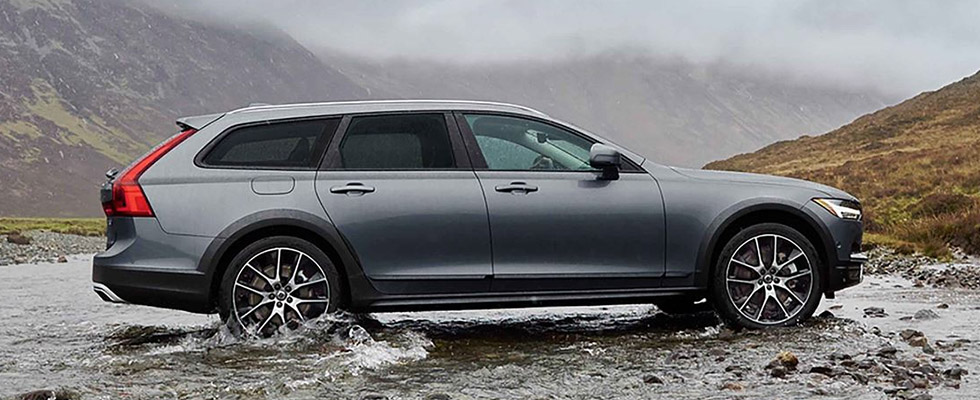 2020 Volvo V90 Cross Country Appearance Main Img