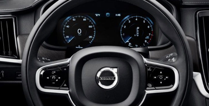 2020 Volvo V90 Cross Country comfort