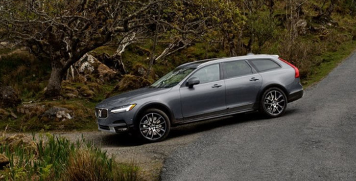 2020 Volvo V90 Cross Country performance