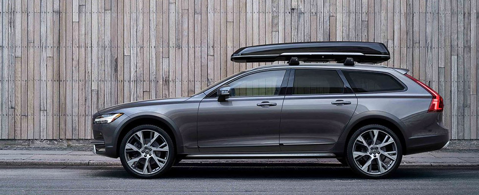 2020 Volvo V90 Cross Country Safety Main Img