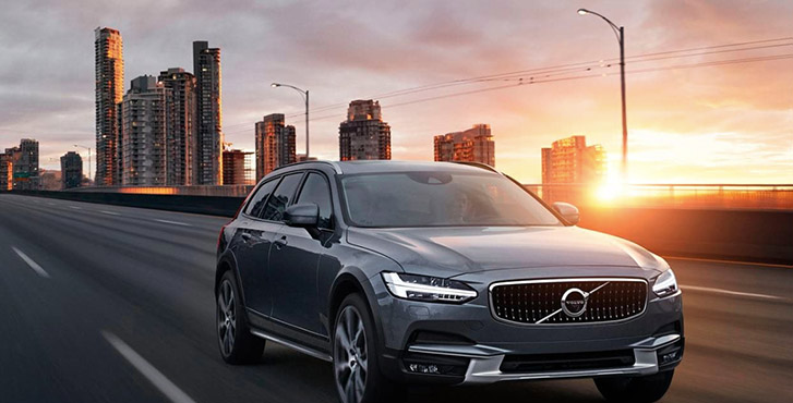 2020 Volvo V90 performance