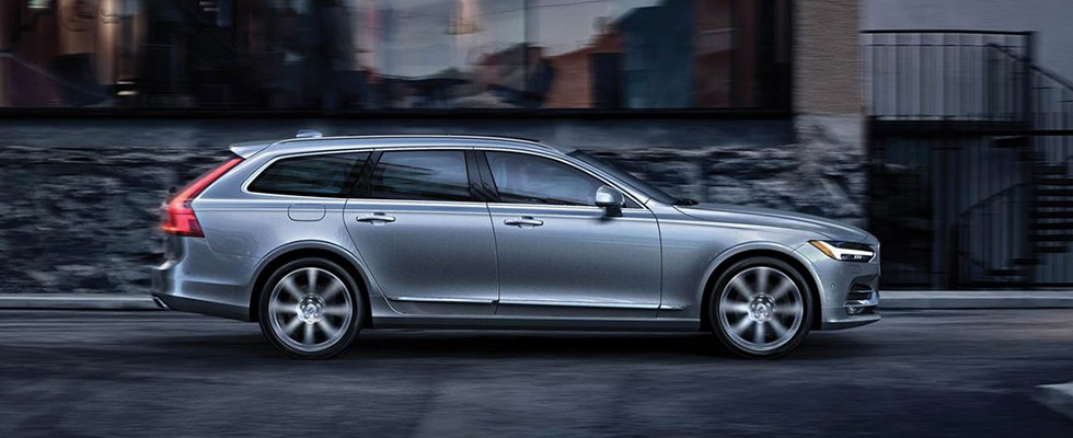 2020 Volvo V90 Safety Main Img
