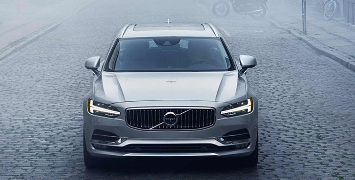 2020 Volvo V90 safety