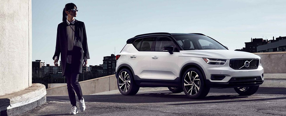 2020 Volvo XC40 Appearance Main Img