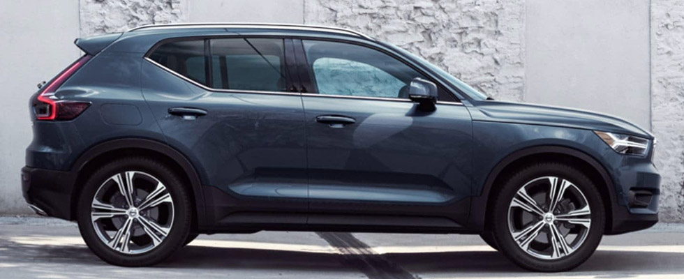 2020 Volvo XC40 Safety Main Img