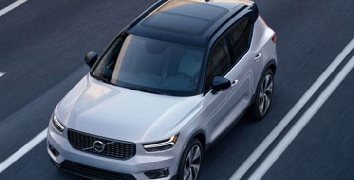 2020 Volvo XC40 safety