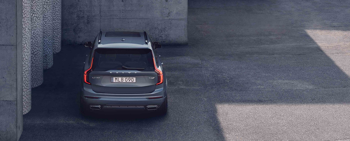 2020 Volvo XC90 Safety Main Img