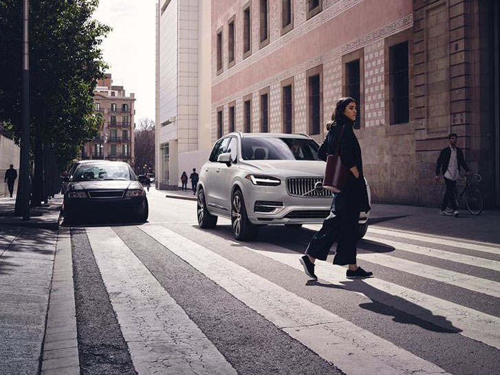 2020 Volvo XC90 safety
